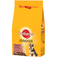 Pedigree Small Bite Mixer Adult Dog Food 1.5kg