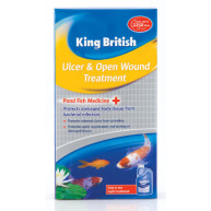 King British Ulcer and Open Wound Pond Treatment