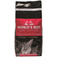 Worlds Best Cat Litter Extra Strength Clumping Formula