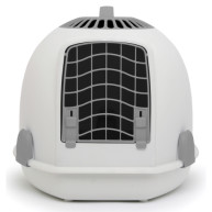 Igloo 2 in 1 Cat Carrier Grey