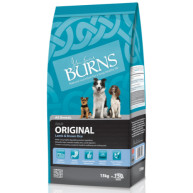 Burns Original Lamb & Brown Rice Adult Dog Food 15kg