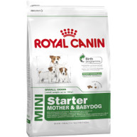 Royal Canin Mini Starter Mother & Babydog Food