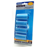 Ancol Bio Degradable Poop Bags 60 Pack
