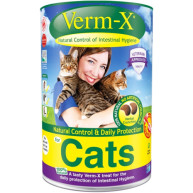 Verm X Cat Crunchies Kitten & Cat Treats 60g