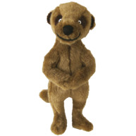Good Boy Squeaky Meerkat Dog Toy 12""