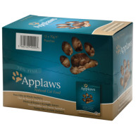 Applaws Tuna & Anchovy Pouches Cat Food