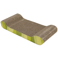 Catit Jungle Stripes Scratching Board with Catnip 50cm Wide