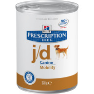 Hills Prescription Diet Canine JD Canned 370g x 12