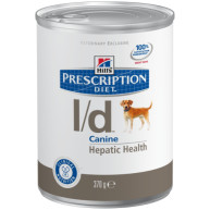 Hills Prescription Diet LD Canine Wet 370g x 12