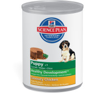 Hills Science Plan Puppy Healthy Development Chicken Canned 370g x 12