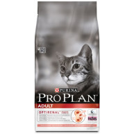 PRO PLAN Salmon Optirenal Adult Cat Food 10kg