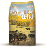 Taste Of The Wild High Prairie Roasted Venison & Bison Adult Dog Food