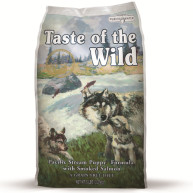 Taste Of The Wild Puppy Stream & Smoked Salmon