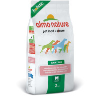 Almo Nature Holistic Salmon & Rice Medium Adult Dog Food