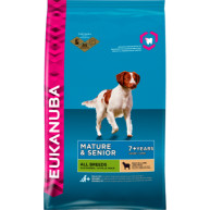 Eukanuba Lamb & Rice Mature & Senior Dog Food 12kg