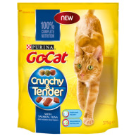 Go-Cat Crunchy Salmon & Tuna Cat Food