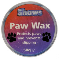Shaws Paw Wax 50g