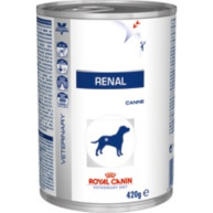 Royal Canin Veterinary Renal RF 16 Dog Food Cans 410g x 12