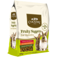 Country Value Fruity Nuggets for Rabbits
