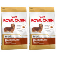 Royal Canin Dachshund Adult Dog Food 7.5kg x 2