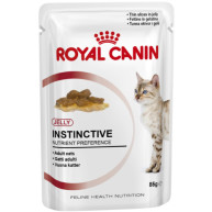 Royal Canin Health Nutrition Instinctive in Jelly Cat Food 85g x 12