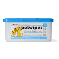 Petkin Pet Wipes For Dogs & Cats 100 wipes