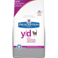 Hills Prescription Diet YD Feline Dry Adult Cat Food