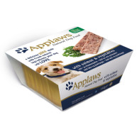 Applaws Pate Salmon With Vegetables Adult Dog Food