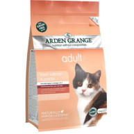 Arden Grange Salmon & Potato Cereal Free Adult Cat Food 4kg