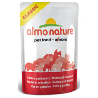 Almo Nature Classic Pouches Cat Food