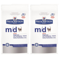 Hills Prescription Diet Feline MD 5kg x 2