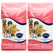 Alpha Sensitive Dog Food