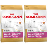 Royal Canin West Highland White Terrier Dog Food 3kg x 2