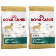 Royal Canin Golden Retriever Adult Dog Food 12kg x 2