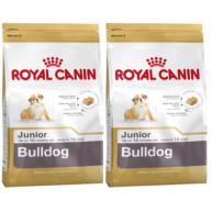 Royal Canin Bulldog Junior Food