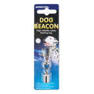 Ancol Beacon Flashing Dog Tag