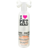 Pet Head White Party Brightening Dog Shampoo 354ml