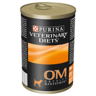 PURINA VETERINARY DIETS Canine OM Obesity Management Wet