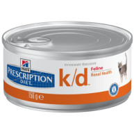 Hills Prescription Diet Feline KD Canned Chicken 156g x 72