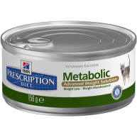 Hills Prescription Diet Feline Metabolic Canned 156g x 72