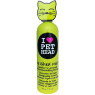Pet Head De Shed Me Miracle Deshedding Cat Shampoo