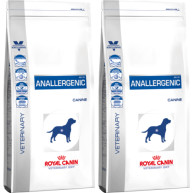 Royal Canin Veterinary Anallergenic AN 18 Dog Food 8kg x 2