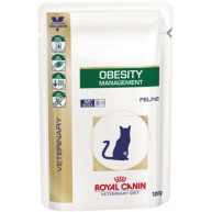 Royal Canin Veterinary Diets Obesity Management Cat Food 100g x 96