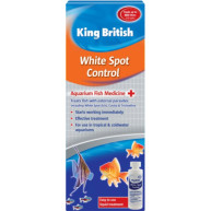 King British White Spot Control Aquarium
