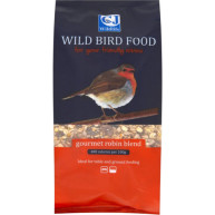 C J Wildbird Foods Gourmet Robin Blend Bird Food 1.5 Litres