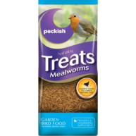 Peckish Mealworms Bird Food 1kg