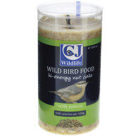 CJ Wildlife High Energy Peanut Cake Wild Bird Food