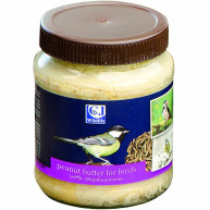 CJ Wildlife Peanut Butter for Birds 330g Mealworms