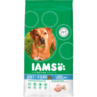 IAMS Chicken Large Breed Adult Dog Food 12kg x 2