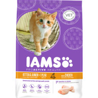 IAMS Chicken Kitten & Junior Food